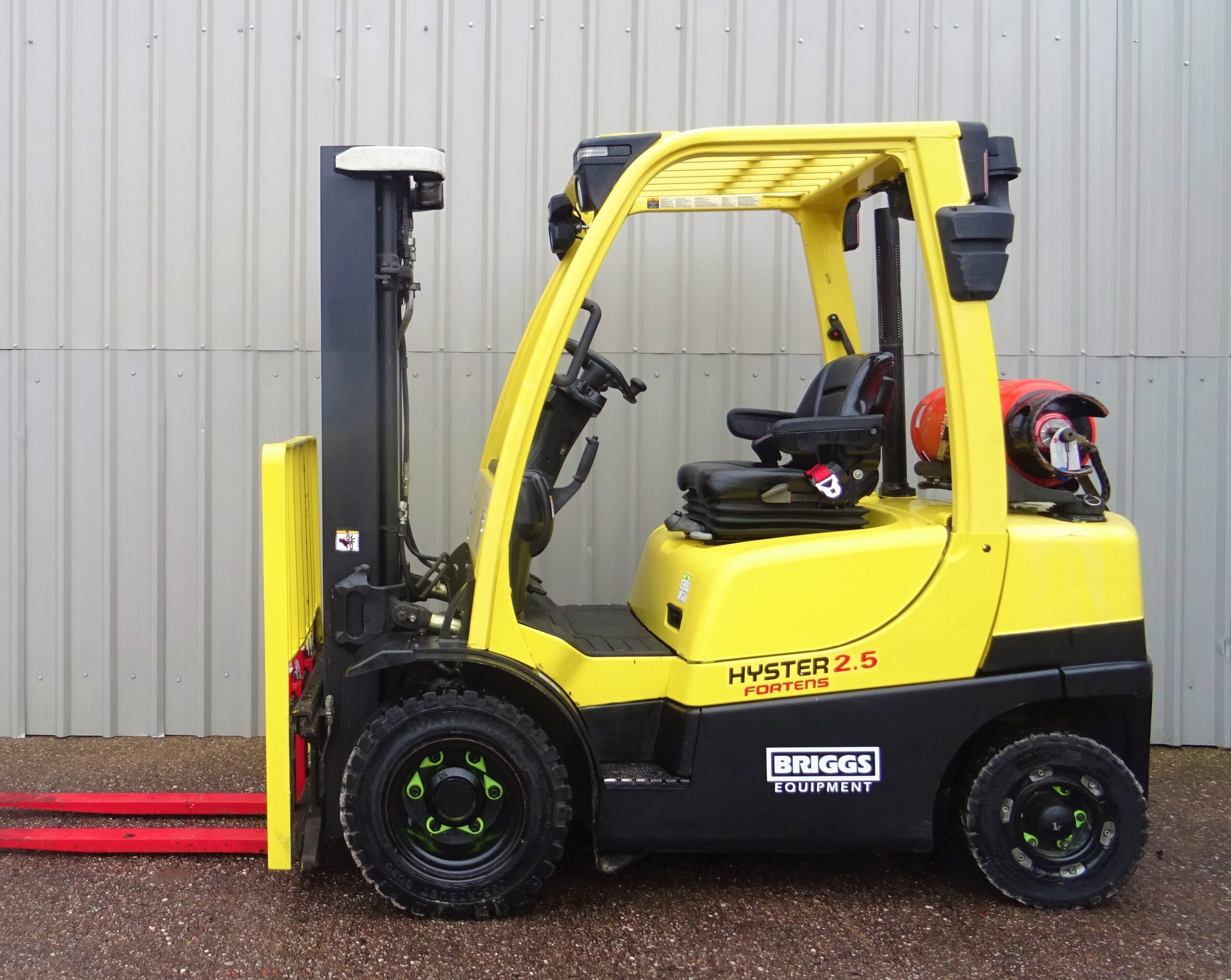 HYSTER H2.5FT L177B37201K #2807 (1)