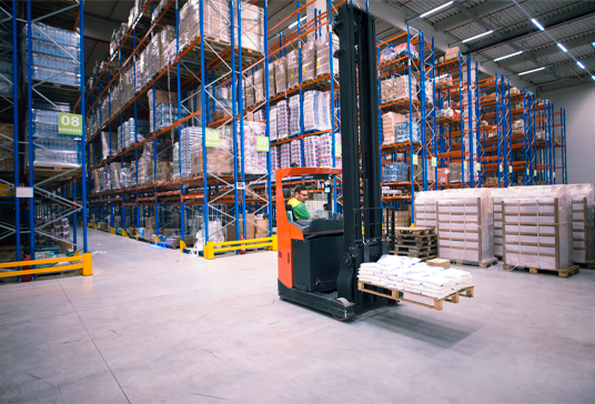 Operating Your Forklift Trucks Safely