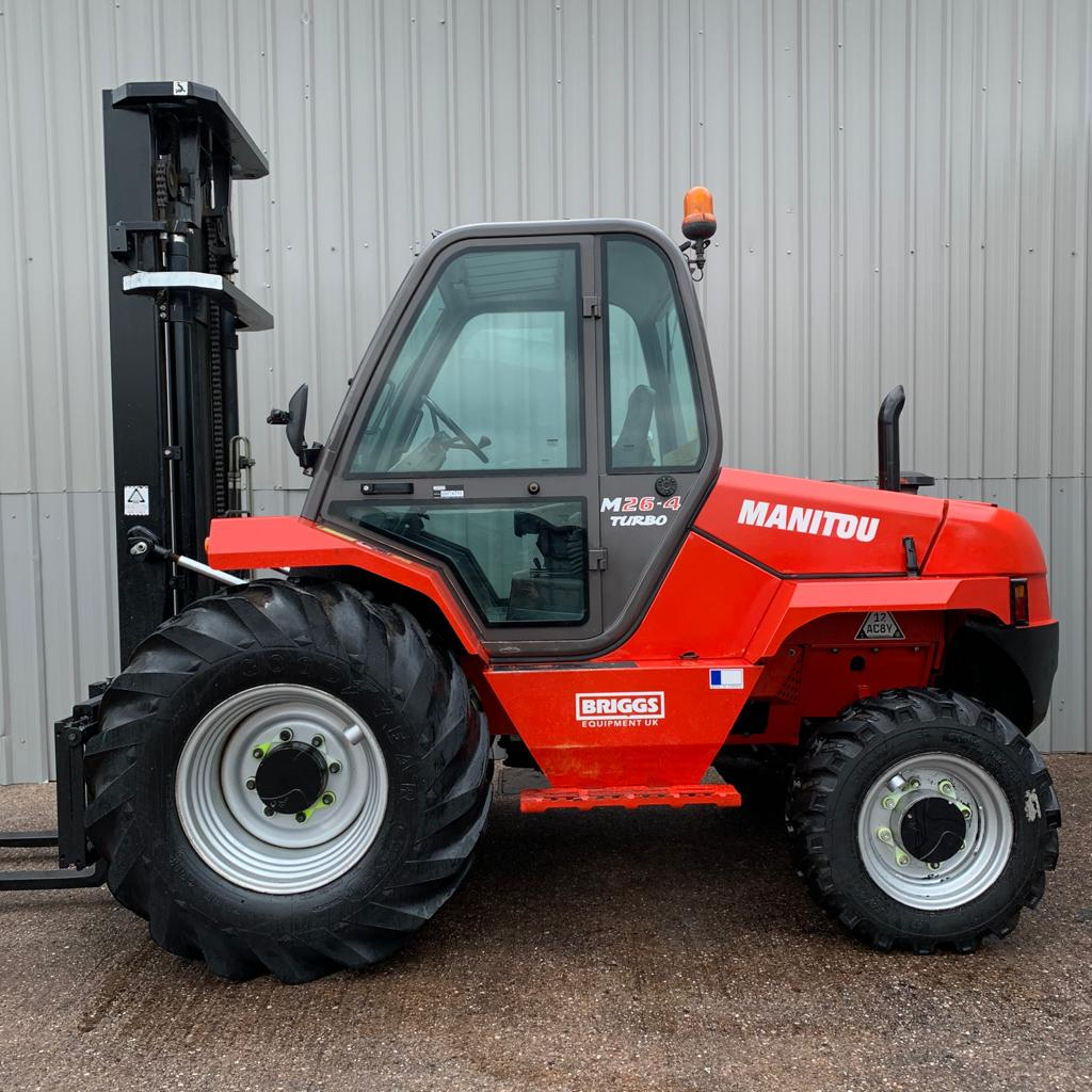 MANITOU M26-4 SERIAL 593261 #2854 WhatsApp Image 2020-06-09 at 12.30.06 PM (1)
