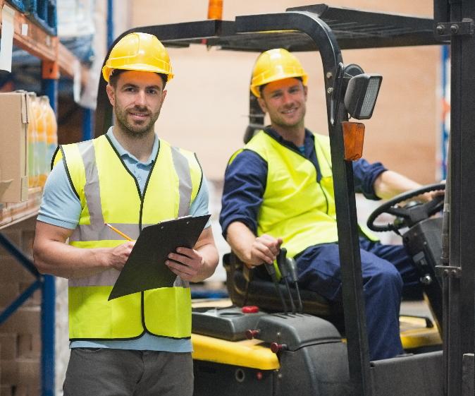 Forklift Examination