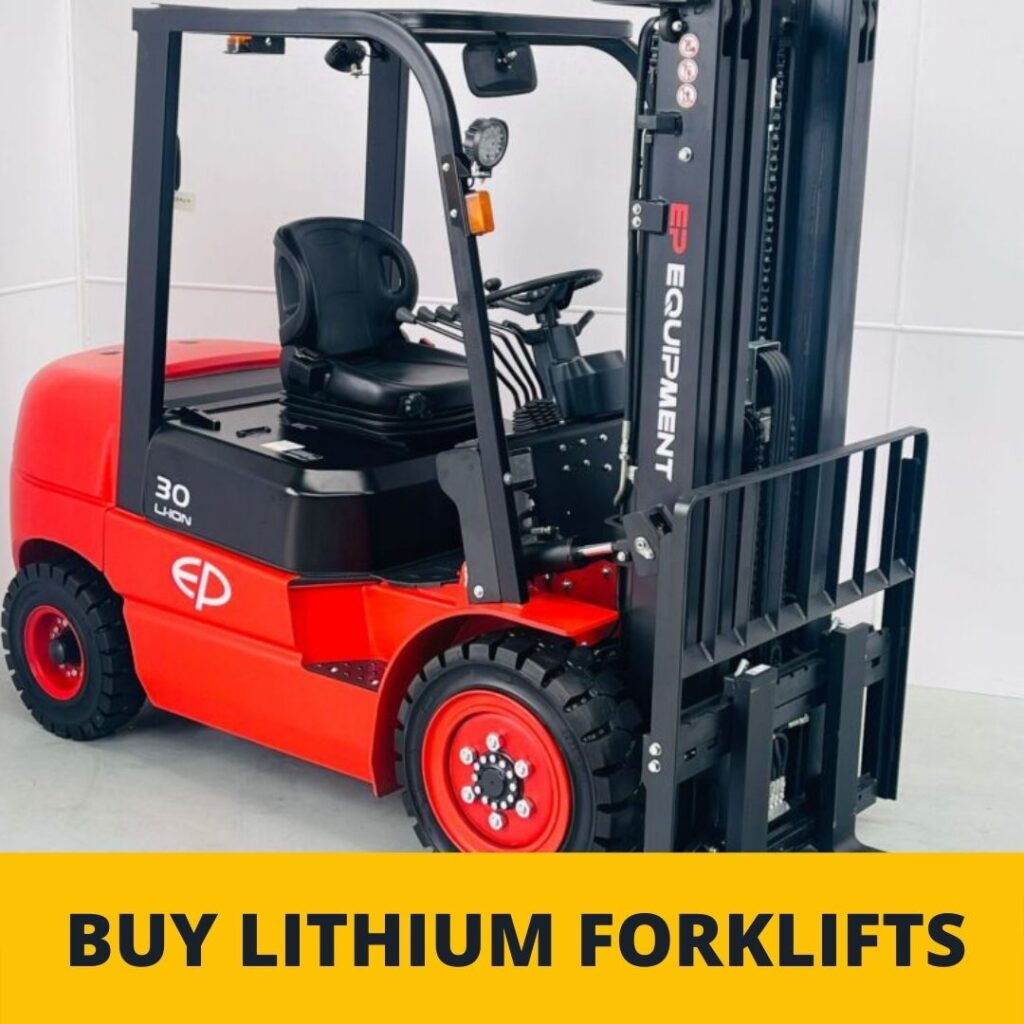 Buy Lithium Forklifts